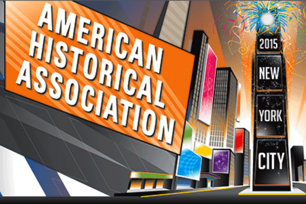 American Historical Association 2015 Annual Meeting New York
