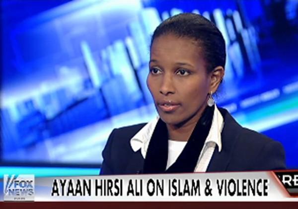Ayaan H Ali