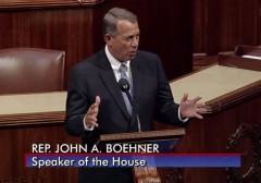 Boehner Speech Funding Bill DHS Obama Immigration Overreach