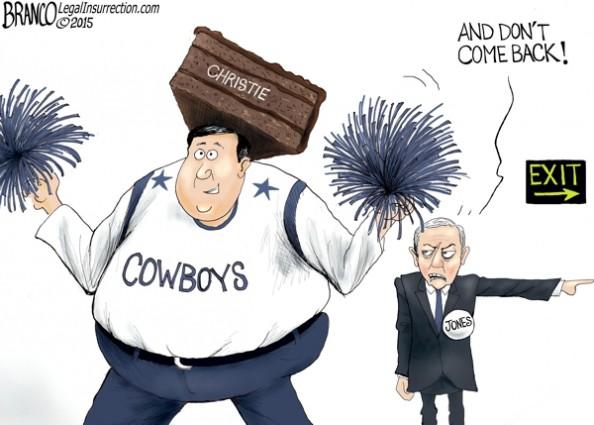 Cowboys Christie