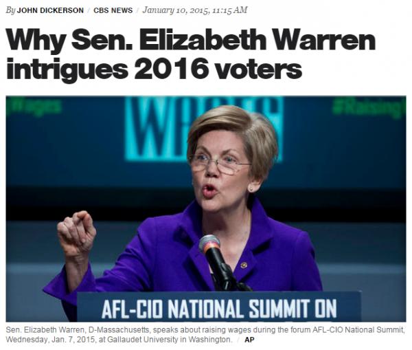 http://www.cbsnews.com/news/why-sen-elizabeth-warren-intrigues-2016-voters/