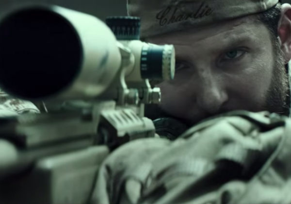 Go see American Sniper
