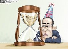 Obama New Year's