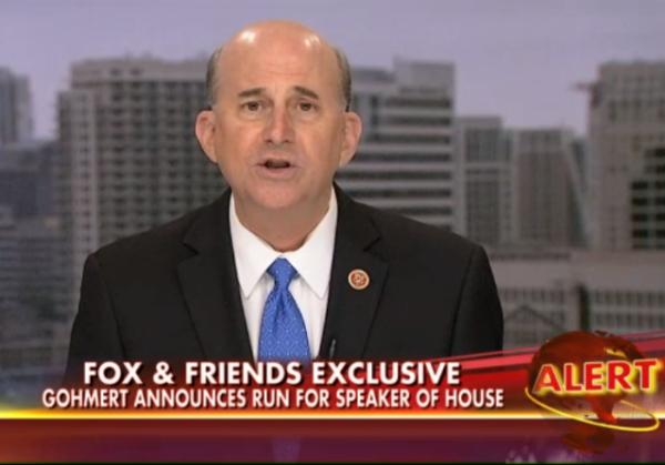 Louie Gohmert Announce Running for Speaker Fox and Friends
