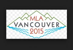 MLA Vancouver 2015 Logo