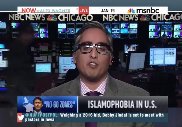 MSNBC racist