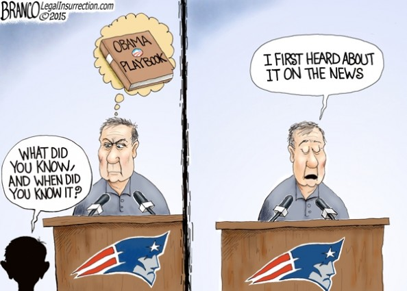 Patriots Deflated