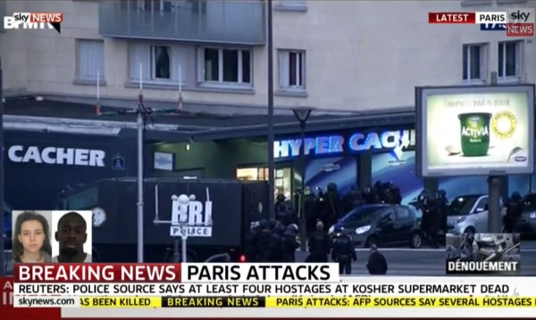 Sky News Four Hostages Dead