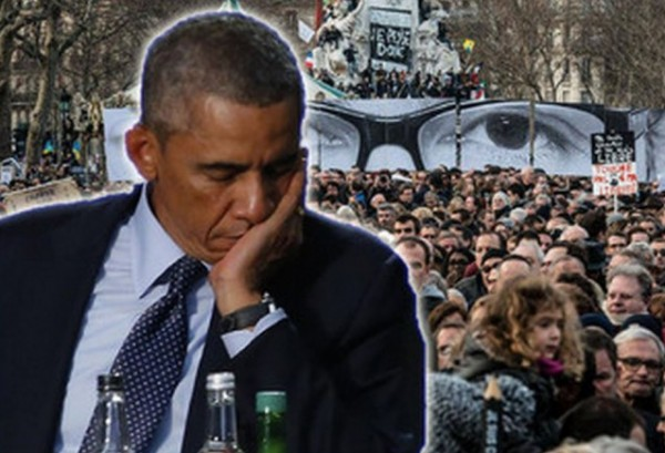 TomoNews Animation Obama Paris March Cover Image