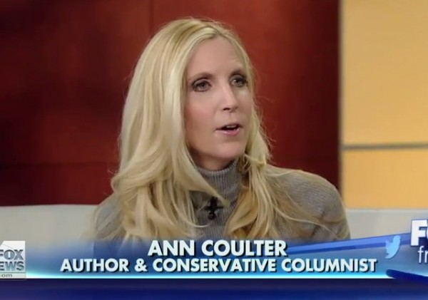 Ann Coulter FOX