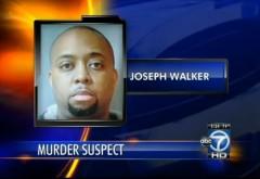 Joseph Walker Road Rage Murder Suspect