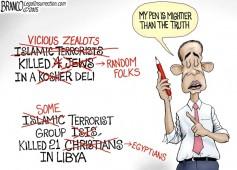 Obama's Pen