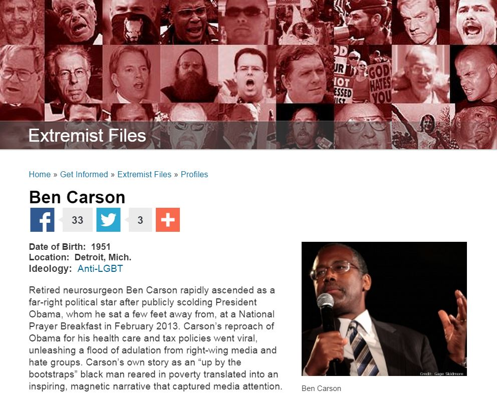 http://www.splcenter.org/get%20informed/intelligence%20files/profiles/Ben%20Carson