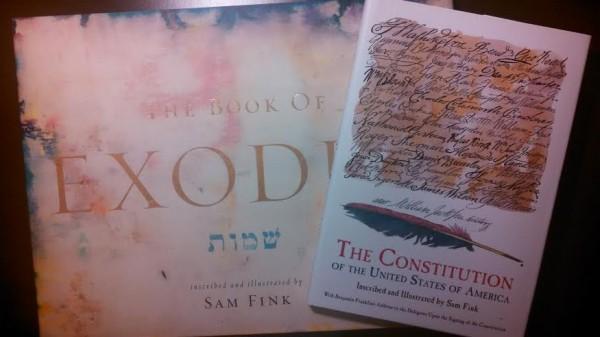 Sam Fink Exodus The Constitution
