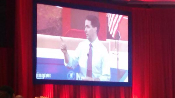 Scott Walker CPAC Speech 2015
