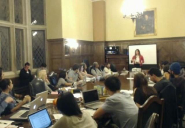 [UCLA Student Judicial Board Meeting - Jewish Student Challenged]