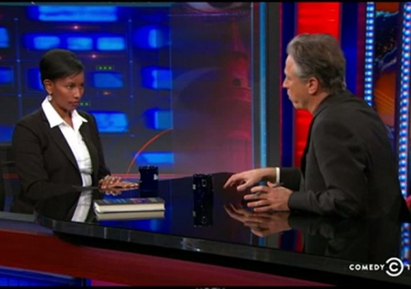 Ayaan Hirsi Ali Daily Show