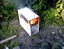 Burning Server