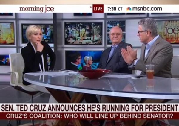 Cruz in Liberal Media