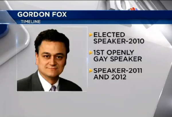 Gordon Fox