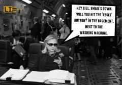 Hillary Clinton Email Servers Home Scandal Private Email Secretary of State