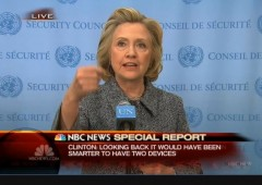Hillary Email Press Conference 5