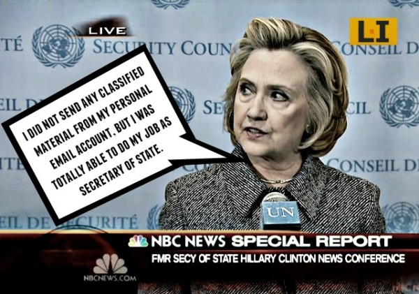 Hillary classified email department of state secretary of state scandal