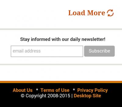 Legal Insurrection Mobile Desktop Link