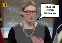 Marie Harf DOS Department of State State Department Hillary Clinton Email FOIA Request
