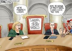Missing Leadership