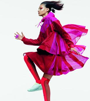 Nike x sacai feminist outrage nike clothing line