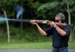 Obama Shotgun