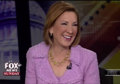 carly fiorina chris wallas republican presidential primary 2016 run for president announce for president