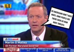 governor martin o'malley hillary clinton presidential run 2016