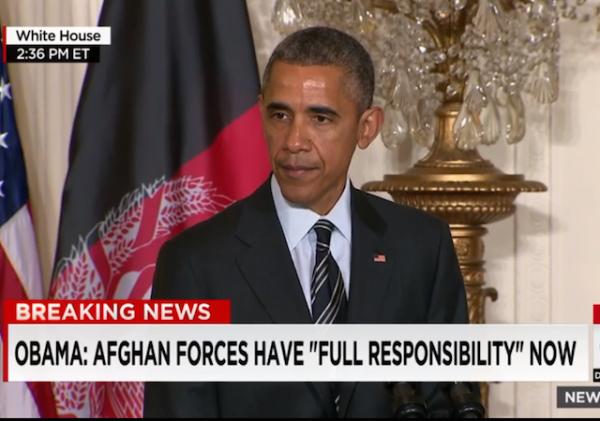obama afghanistan CNN
