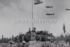 Above and Beyond Trailer Cover