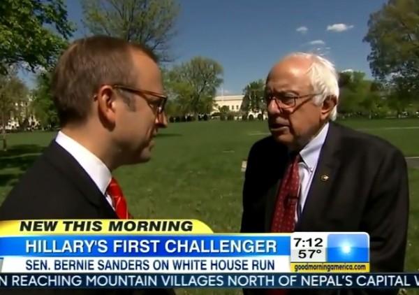 Bernie Sanders Pic
