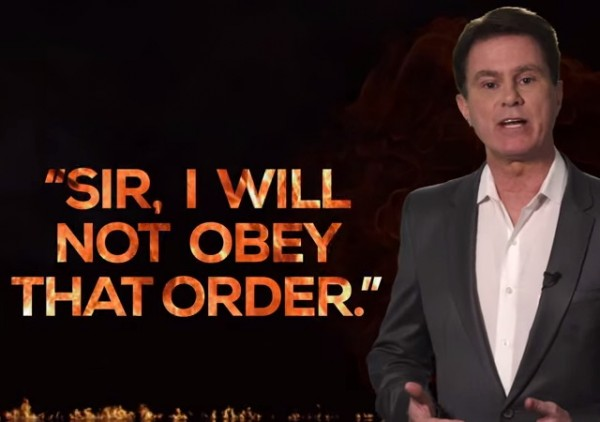 Bill Whittle Obey That Order