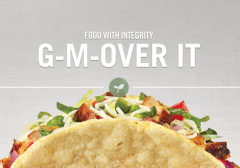Chipotle gmo food problem corn maize beef chicken soy