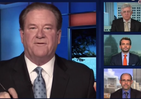 Ed Schultz Heritage Foundation Ryan Anderson Governor Pence Indiana RFRA descrimination