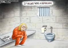 Hillary Jail Time