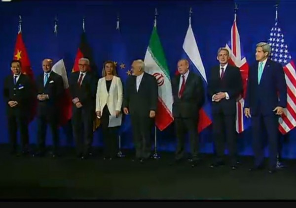 Iran Deal Announcement 4-2-2015