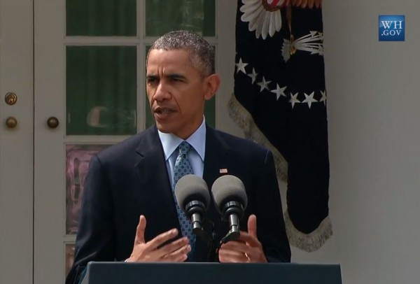 Iran Deal Obama 4-2-2015