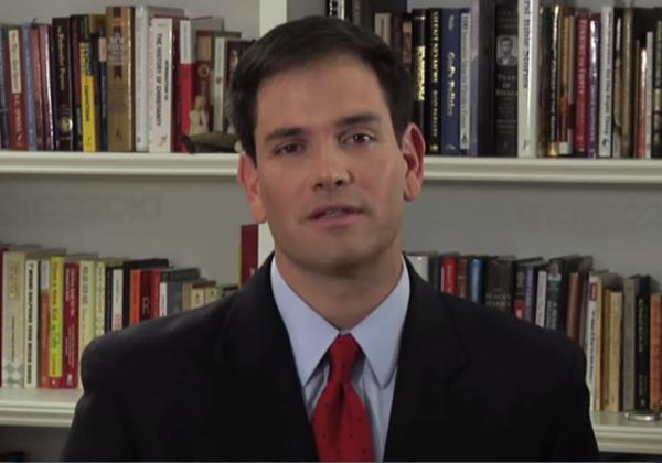 Marco Rubio 2010 Senate announcement