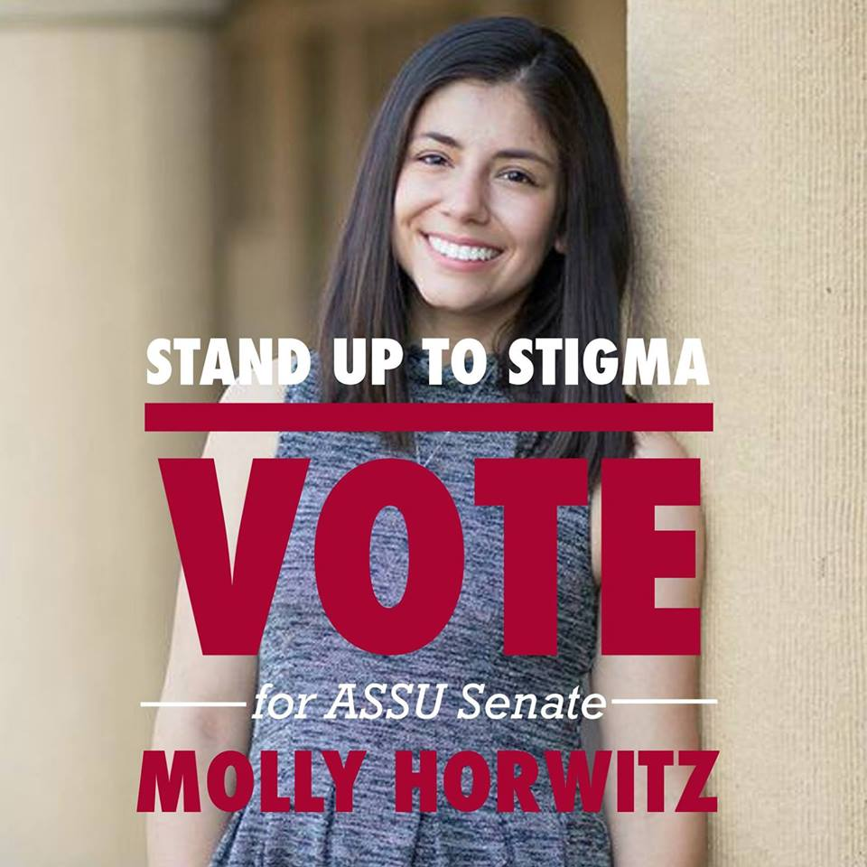 Molly Horwitz for Stanford Student Senate