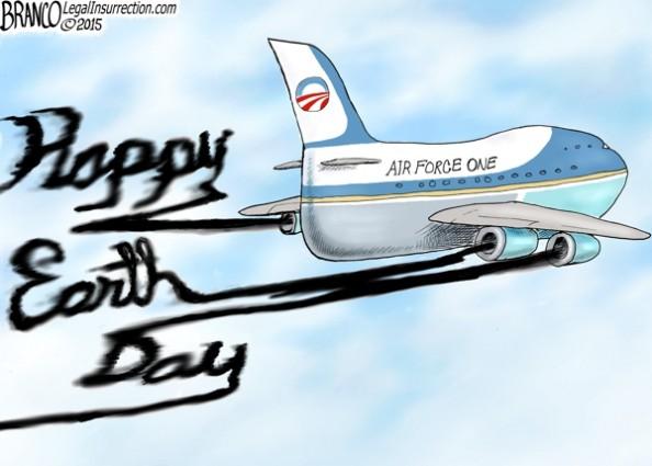 Obama Earth Day