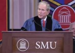 Bush at SMU