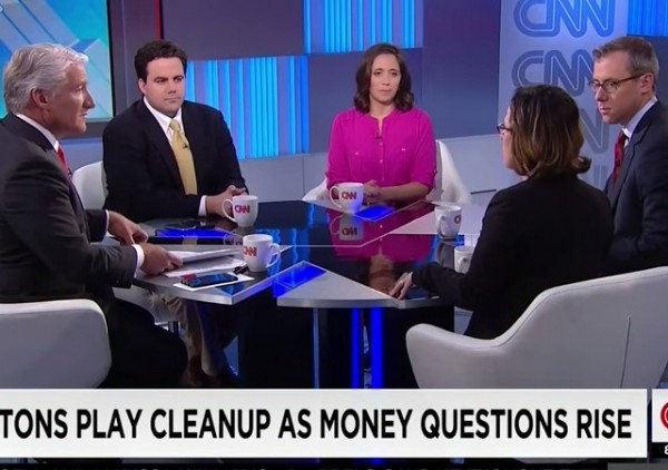 Clintons Cleanup CNN