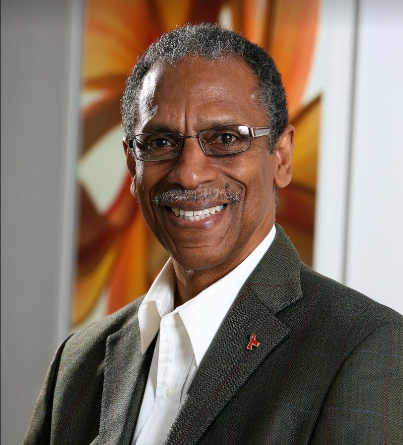 Dr. Brendan Bain by Steve Shapiro for the 2011 Caribbean HIV Conference