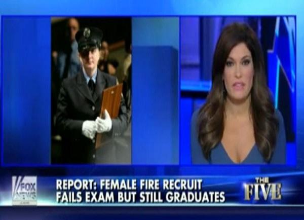 Fdny Woman Fails Fitness Test Lower Standards